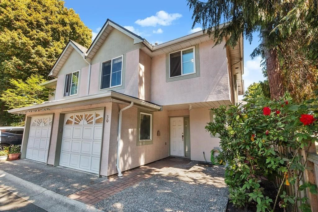 """Main Photo: 30 10080 KILBY Drive in Richmond: West Cambie Townhouse for sale in """"Savoy Garden"""" : MLS®# R2607252"""