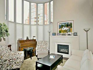 Photo 5: T5 1501 Howe Street in Vancovuer: Yaletown Townhouse for sale (Vancouver West)  : MLS®# V1087421