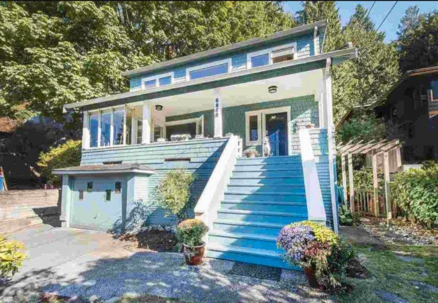 Main Photo: 6848 COPPER COVE Road in West Vancouver: Whytecliff House for sale : MLS®# R2575038