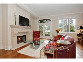 """Photo 4: 632 2580 LANGDON Street in Abbotsford: Abbotsford West Townhouse for sale in """"The Brownstones on the Park"""" : MLS®# F1424692"""