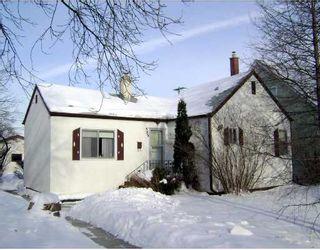 Photo 1: 389 HORACE Street in WINNIPEG: St Boniface Residential for sale (South East Winnipeg)  : MLS®# 2801042
