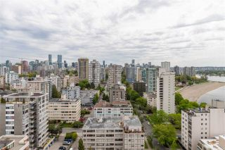 """Photo 20: 2201 2055 PENDRELL Street in Vancouver: West End VW Condo for sale in """"PANORAMA PLACE"""" (Vancouver West)  : MLS®# R2587547"""