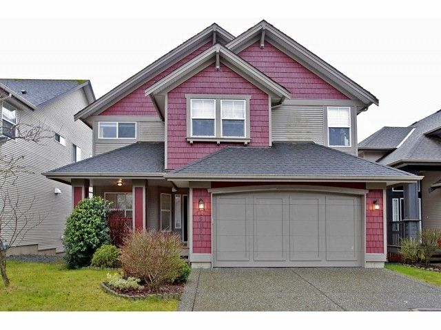 Main Photo: 19878 69A Avenue in Langley: Willoughby Heights House for sale : MLS®# F1302206
