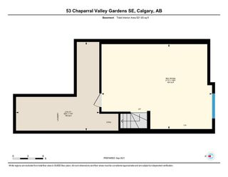 Photo 49: 53 Chaparral Valley Gardens SE in Calgary: Chaparral Row/Townhouse for sale : MLS®# A1146823