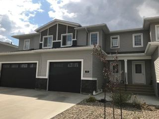 Main Photo: 111 10104 114A Avenue in Fort St. John: Fort St. John - City NW Townhouse for sale (Fort St. John (Zone 60))  : MLS®# R2590710