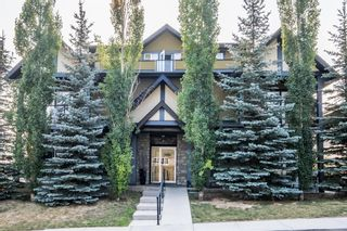 Main Photo: 202 4704 Stanley Road SW in Calgary: Elboya Apartment for sale : MLS®# A1135391