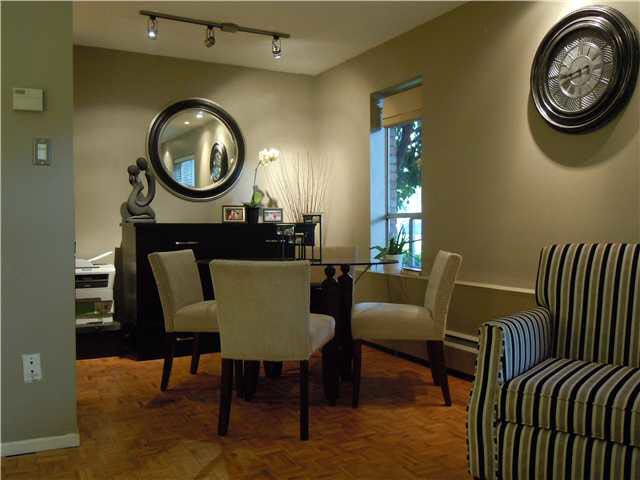 Photo 4: Photos: 109 2211 W 5TH Avenue in Vancouver: Kitsilano Condo for sale (Vancouver West)  : MLS®# V1090915