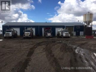 Photo 3: 308 2 AVE in Fox Creek: Industrial for sale : MLS®# AWI51963
