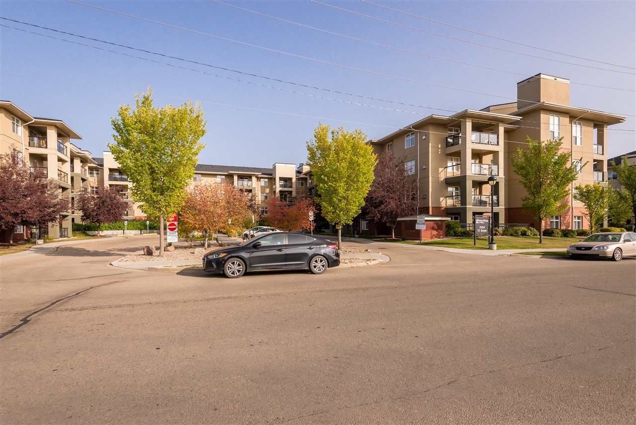Main Photo: 303 7909 71 ST NW Street in Edmonton: Zone 17 Condo for sale : MLS®# E4252371