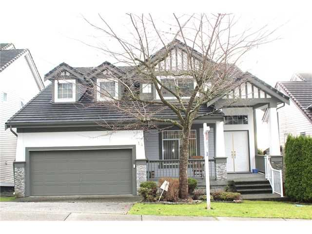 "Main Photo: 14 BALSAM Place in Port Moody: Heritage Woods PM House for sale in ""HERITAGE WOODS"" : MLS®# V1036460"