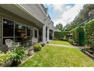 Photo 18: 7 13640 84 AVENUE in Surrey: Bear Creek Green Timbers Townhouse for sale : MLS®# R2106504