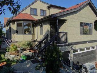 Photo 1: 3146 Quadra St in VICTORIA: Vi Mayfair House for sale (Victoria)  : MLS®# 652495
