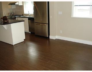 """Photo 3: 5601 WILLOW Street in Vancouver: Cambie Townhouse for sale in """"WILLOW"""" (Vancouver West)  : MLS®# V655470"""