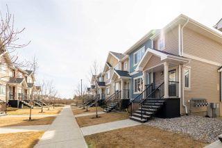 Photo 3: 41 9535 217 Street in Edmonton: Zone 58 Townhouse for sale : MLS®# E4237293
