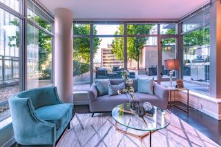 """Photo 9: 1017 788 RICHARDS Street in Vancouver: Downtown VW Condo for sale in """"L'HERMITAGE"""" (Vancouver West)  : MLS®# R2388898"""