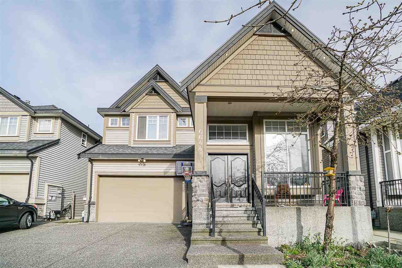 """Main Photo: 6644 126 Street in Surrey: West Newton House for sale in """"WEST NEWTON"""" : MLS®# R2589816"""
