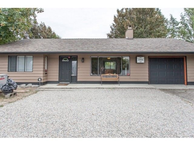 """Main Photo: 5096 208TH Street in Langley: Langley City House for sale in """"NEWLANDS/LANGLEY CITY"""" : MLS®# F1444664"""