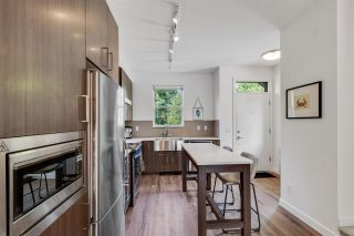 Photo 4: 18 433 SEYMOUR RIVER PLACE in North Vancouver: Seymour NV Townhouse for sale : MLS®# R2585787