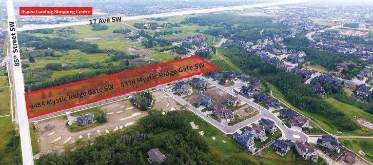 Main Photo: 8334 MYSTIC RIDGE Gate SW in Calgary: Springbank Hill Land for sale : MLS®# C4218080