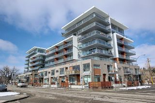 Main Photo: 2111 1234 5 Avenue NW in Calgary: Hillhurst Row/Townhouse for sale : MLS®# A1084842