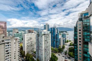 "Photo 3: 1901 738 BROUGHTON Street in Vancouver: West End VW Condo for sale in ""Alberni Place"" (Vancouver West)  : MLS®# R2396844"