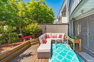 """Photo 25: 9 2188 SE MARINE Drive in Vancouver: South Marine Townhouse for sale in """"Leslie Terrace"""" (Vancouver East)  : MLS®# R2584668"""