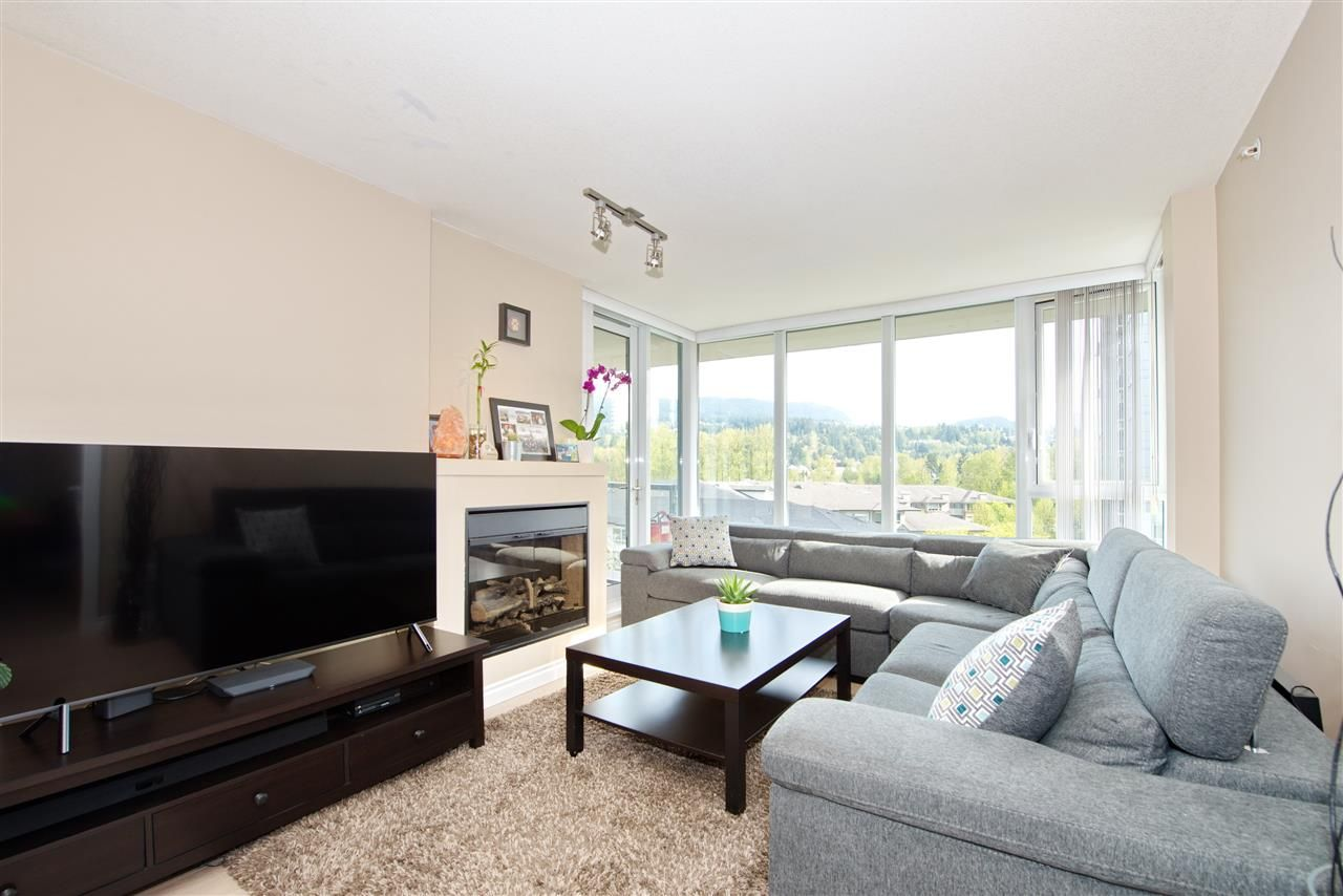 """Main Photo: 707 651 NOOTKA Way in Port Moody: Port Moody Centre Condo for sale in """"SAHALEE"""" : MLS®# R2361626"""