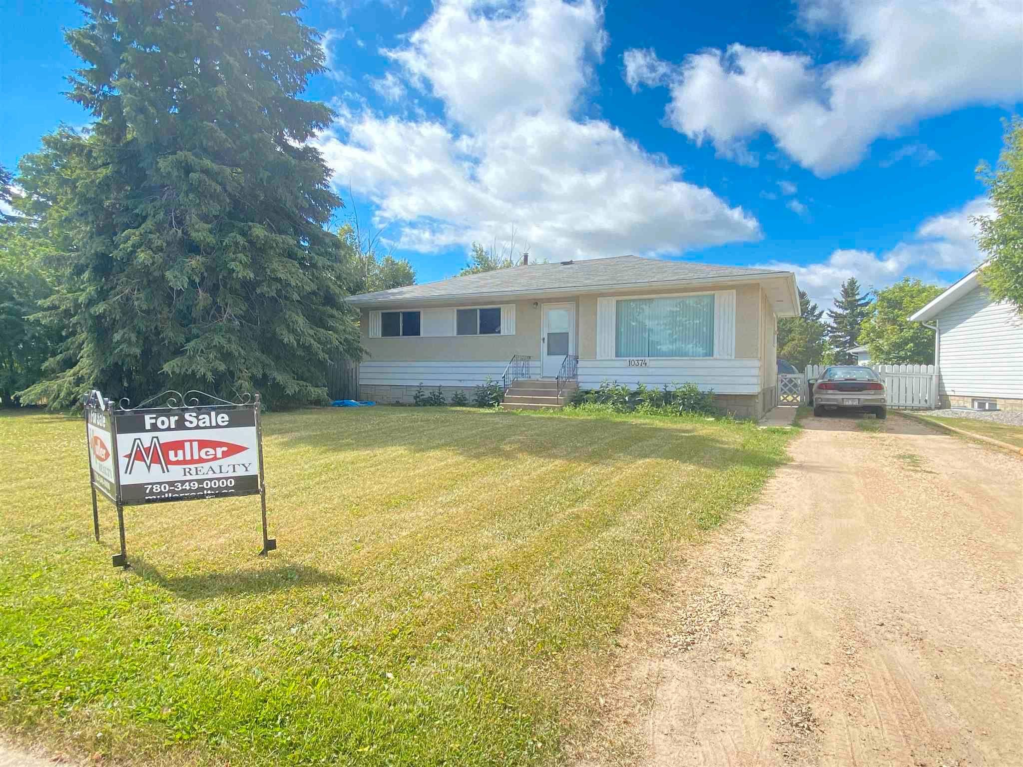 Main Photo: 10374 107A Avenue: Westlock House for sale : MLS®# E4222134