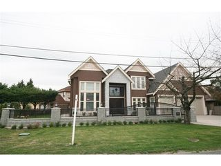 Photo 1: 5860 LANCING Road in Richmond: Granville Home for sale ()  : MLS®# V1082828