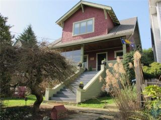 Photo 1: 335 BLAIR Avenue in New Westminster: Sapperton House for sale : MLS®# V994720