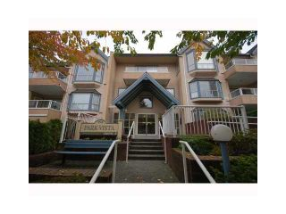 """Photo 1: 201 5568 BARKER Avenue in Burnaby: Central Park BS Condo for sale in """"PARK VISTA"""" (Burnaby South)  : MLS®# V829203"""