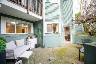 Photo 26: 1942 W 15TH Avenue in Vancouver: Kitsilano Townhouse for sale (Vancouver West)  : MLS®# R2575592