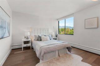 Photo 21: 703 2167 BELLEVUE AVENUE in West Vancouver: Dundarave Condo for sale : MLS®# R2615536