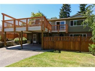 Photo 2: 4324 Ramsay Place in VICTORIA: SE Mt Doug House for sale (Saanich East)  : MLS®# 612146