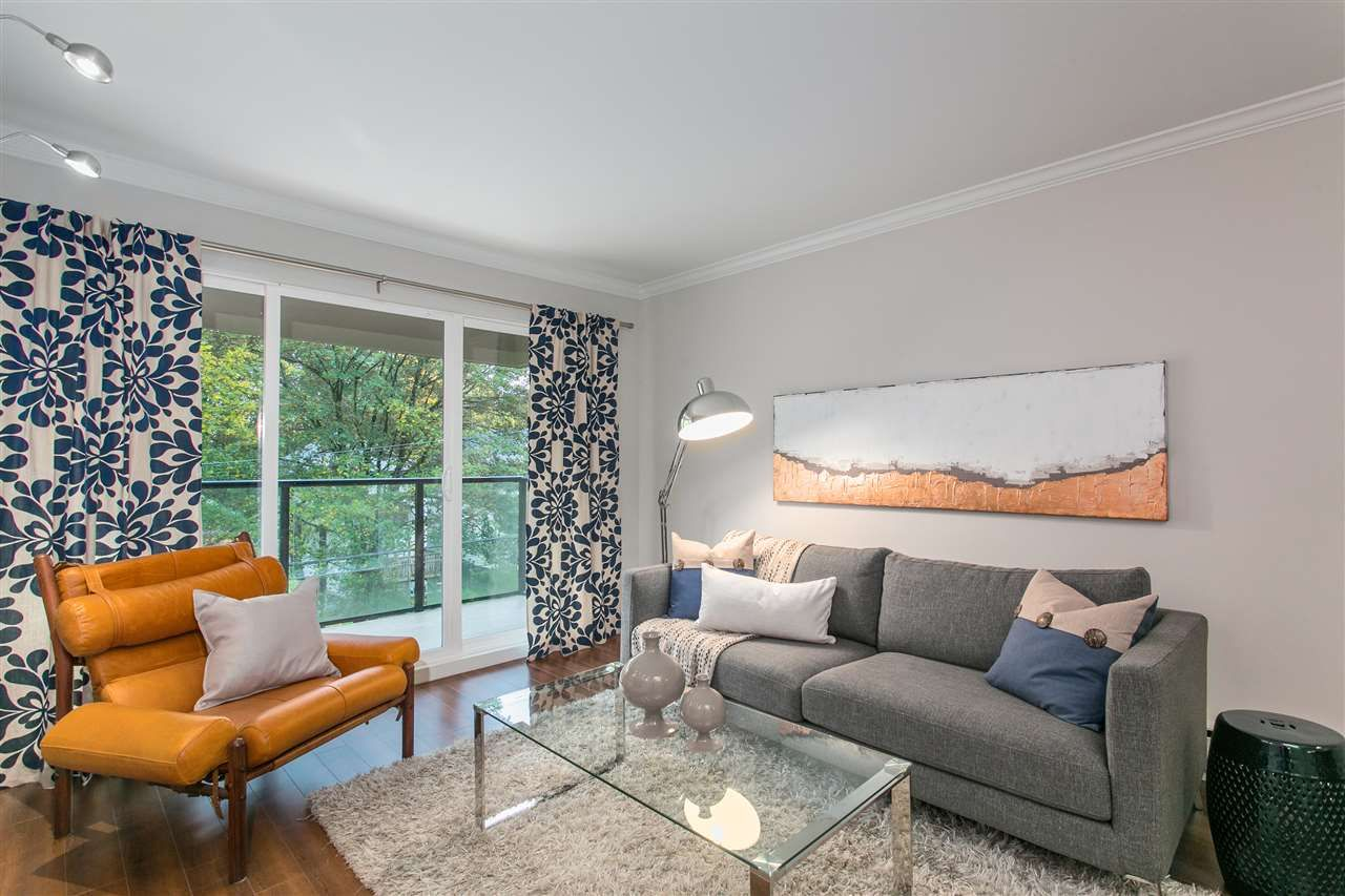 """Main Photo: 308 1440 E BROADWAY Avenue in Vancouver: Grandview VE Condo for sale in """"ALEXANDRA PLACE"""" (Vancouver East)  : MLS®# R2117789"""
