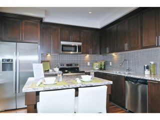 """Photo 11: 115 1480 SOUTHVIEW Street in Coquitlam: Burke Mountain Townhouse for sale in """"CEDAR CREEK"""" : MLS®# V1021731"""