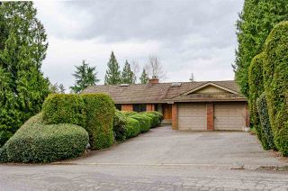 Photo 1: 12926 SOUTHRIDGE Drive in Surrey: Panorama Ridge House for sale : MLS®# R2551553