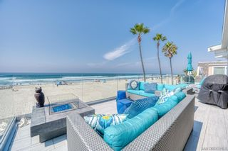 Photo 2: MISSION BEACH Condo for sale : 3 bedrooms : 2975 Ocean Front Walk #3 in San Diego