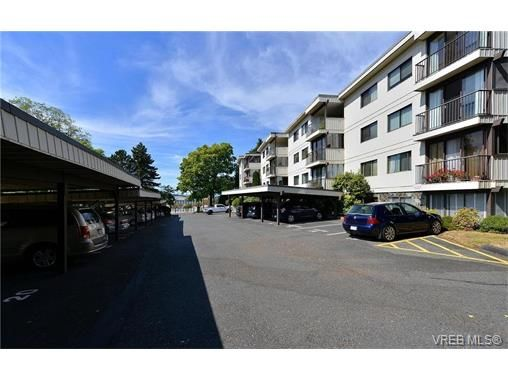 Main Photo: 405 1875 Lansdowne Rd in VICTORIA: SE Camosun Condo for sale (Saanich East)  : MLS®# 752217
