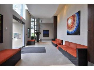 Photo 3: # 1807 918 COOPERAGE WY in Vancouver: Yaletown Condo for sale (Vancouver West)  : MLS®# V1006195