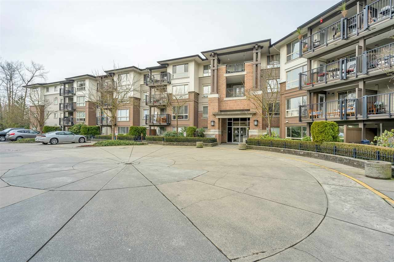 """Main Photo: 203 11665 HANEY Bypass in Maple Ridge: West Central Condo for sale in """"HANEY'S LANDING"""" : MLS®# R2544157"""