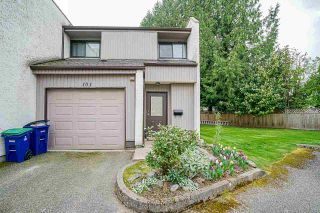 """Photo 4: 101 3455 WRIGHT Street in Abbotsford: Abbotsford East Townhouse for sale in """"Laburnum Mews"""" : MLS®# R2574477"""