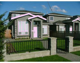 Main Photo: 6610 COLBORNE AV in : Upper Deer Lake 1/2 Duplex for sale : MLS®# V648745