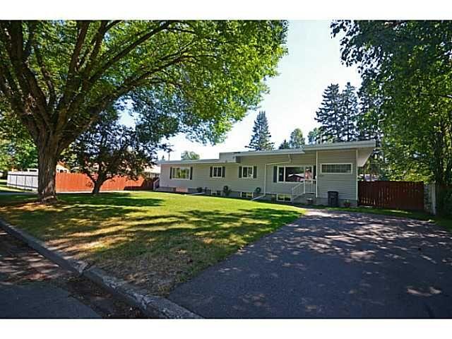 Main Photo: 1522 CEDAR Street in Prince George: Millar Addition Duplex for sale (PG City Central (Zone 72))  : MLS®# N238620
