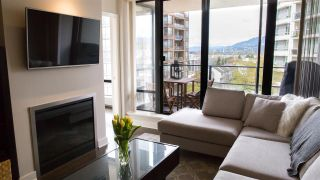 """Photo 6: 804 151 W 2ND Street in North Vancouver: Lower Lonsdale Condo for sale in """"SKY"""" : MLS®# R2260596"""