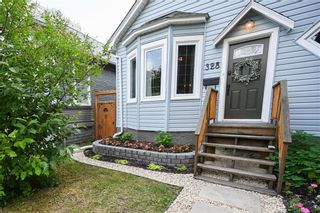 Photo 2: 328 Morley Avenue in Winnipeg: Lord Roberts Residential for sale (1Aw)  : MLS®# 202117534
