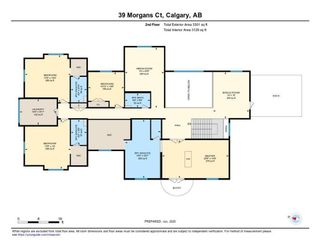 Photo 46: 39 MORGANS Court in Rural Rocky View County: Rural Rocky View MD Detached for sale : MLS®# A1071664