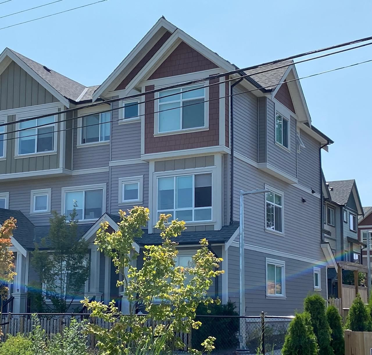 """Main Photo: 12 22600 GILLEY Road in Richmond: Hamilton RI Townhouse for sale in """"Parc Gilley"""" : MLS®# R2604347"""