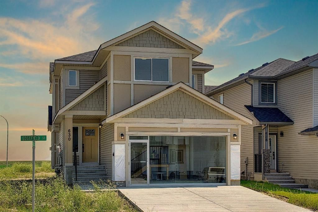 Main Photo: 630 Edgefield Street: Strathmore Detached for sale : MLS®# A1133365