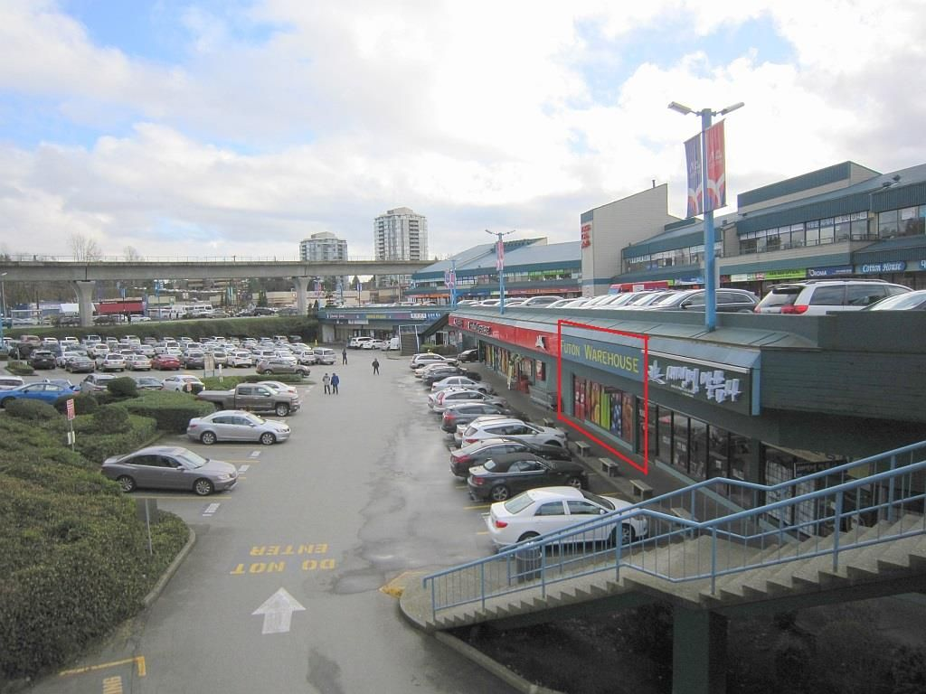 Main Photo: 108 4501 NORTH Road in Burnaby: Cariboo Retail for lease (Burnaby North)  : MLS®# C8004206